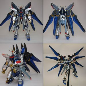 Strike Freedom Gundam(MG)